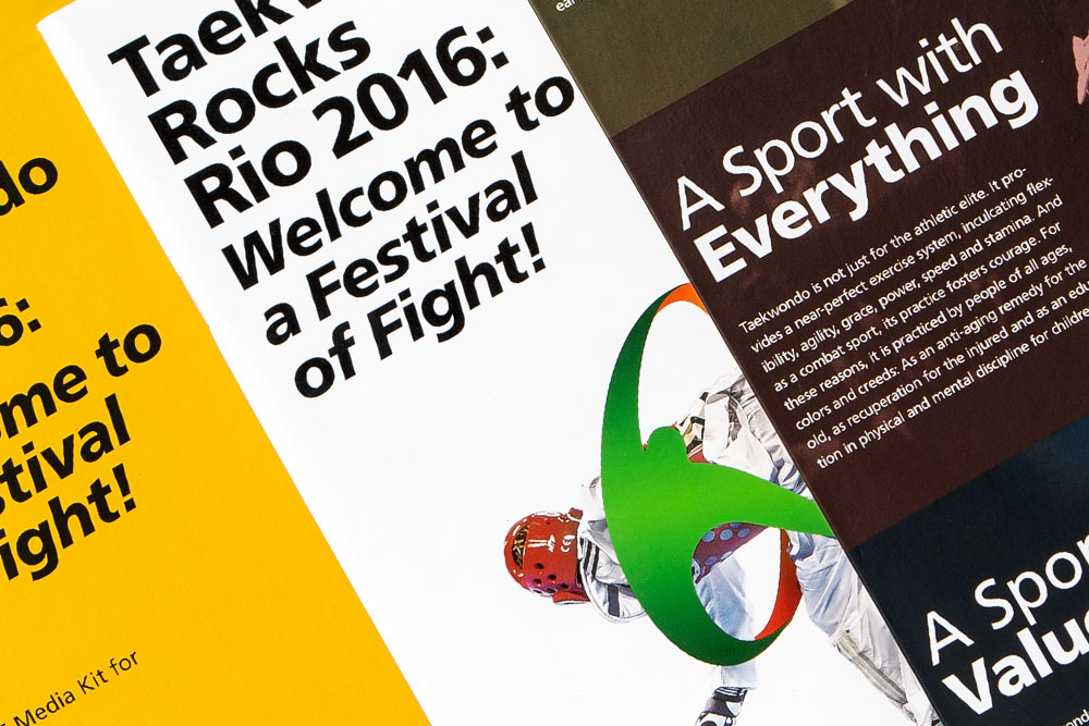 Rio Olympic Media kit