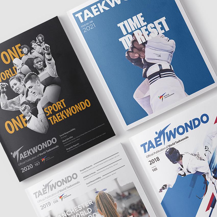 WORLD TAEKWONDO MAGAZINE
